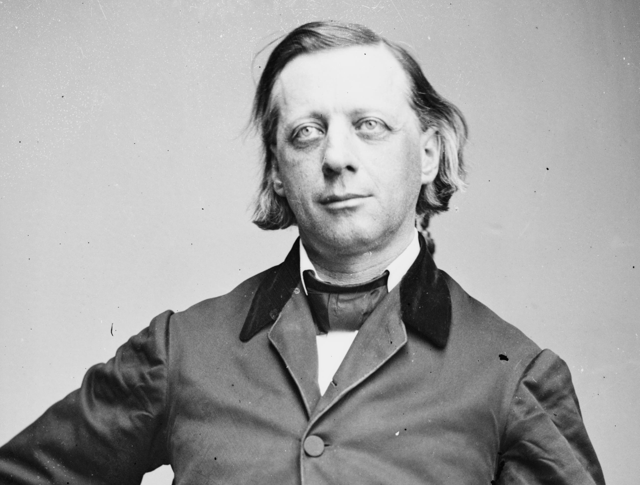 Photo of Henry Ward Beecher |  Source: Library of Congress Prints and Photographs Division